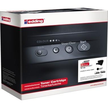 edding Toner 18-5037 wie Kyocera TK-1125 schwarz