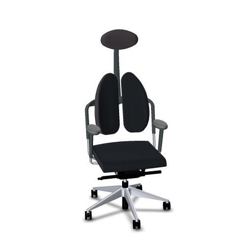 Rohde & Grahl Bürostuhl xenium-duo back® mit geteilter Rückenlehne für optimalen Komfort
