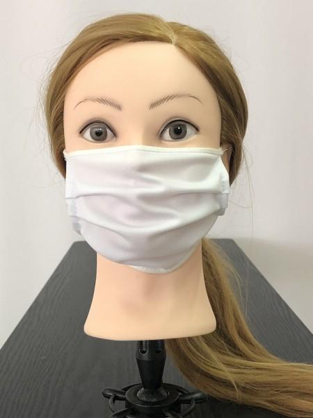 Mund-Nasen-Schutzmasken, Alltagsmasken, mehrweg, Packung à 10 Stück