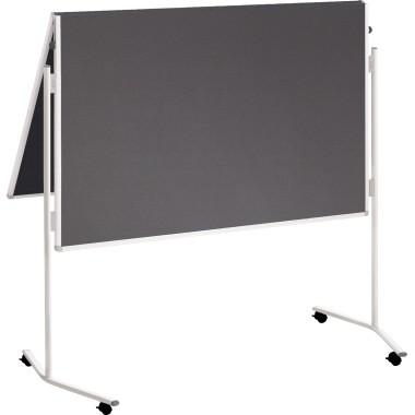 Franken Moderationstafel ECO-UMTFG12R 150x120cm klappbar gr