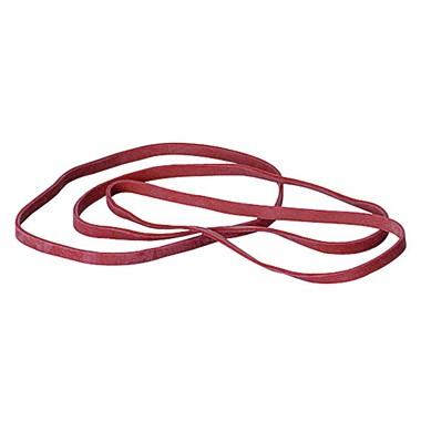 Gummibänder flach, rot 1.000 g/Pack. - Wählen Sie Ihre Größe!