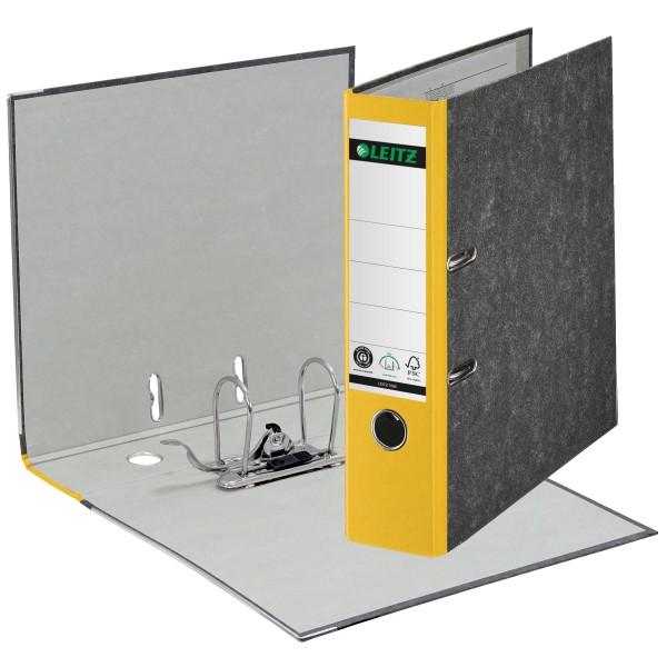 Leitz Pappordner breit 1080 gelb