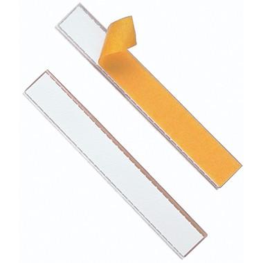 DURABLE Schilderrahmen SCHILDFIX 20x1,5cm 10 Stück