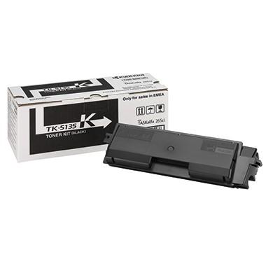 KYOCERA Toner 1T02PA0NL0 TK5135K 10.000Seiten schwarz
