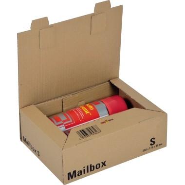 ColomPac Versandkarton Mailbox CP098.02 S braun