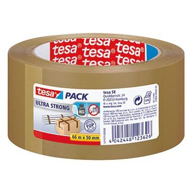 tesa Packband tesapack Ultra Strong 57177-00000 50mmx66m braun