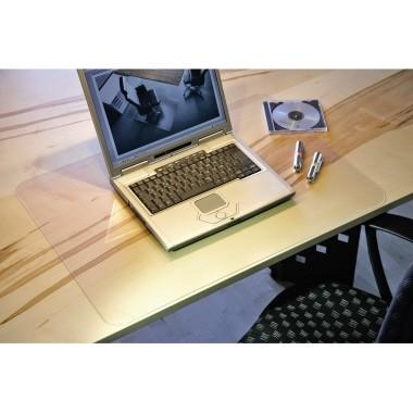 RS Schreibtischauflage 75-7050 Makrolon transparent