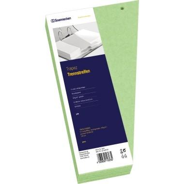 Soennecken Trapez-Trennstreifen 100 Stück