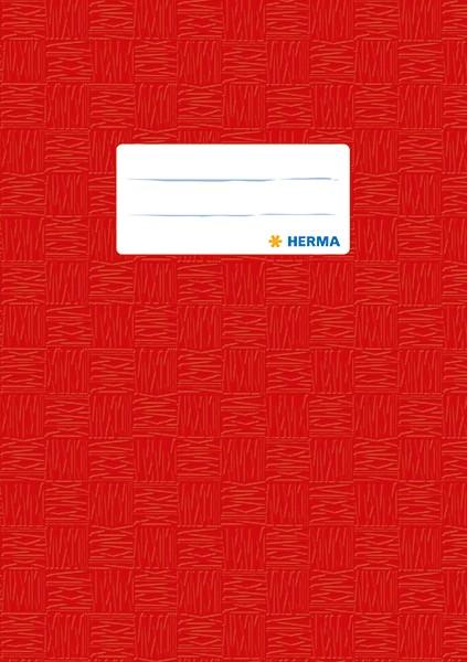 Heftschoner gedeckt DIN A5 rot HERMA 7422