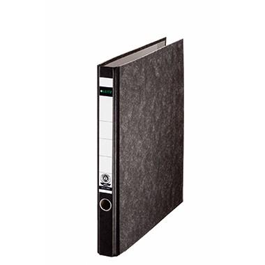 Leitz Ordner 1040 DIN A4 35mm Pappe schwarz