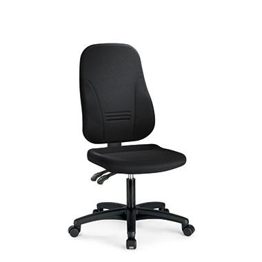 prosedia Bürodrehstuhl Younico plus-3 schwarz oder royalblau