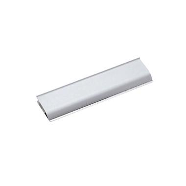 MAUL Papierklemmschiene 6246508 DIN A5 Aluminium matt silber