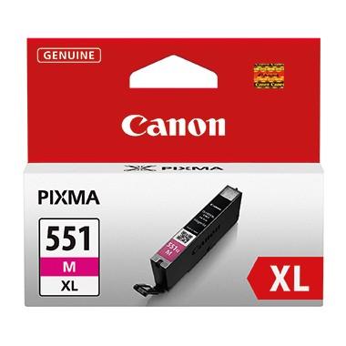 Canon Tintenpatrone 6445B001 CLI551XLM 11ml magenta