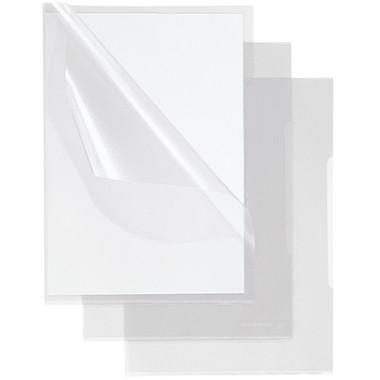 Soennecken Sichthülle 15150 DIN A4 0,11mm PP tr 100 St./Pack.