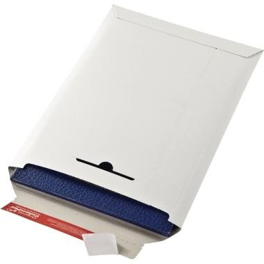 ColomPac Versandtasche Rigid CP012.04 DIN A4+ hk Vollpappe weiß