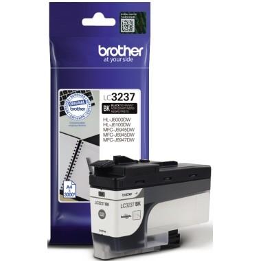 Brother Tintenpatrone LC3237BK 3.000Seiten schwarz