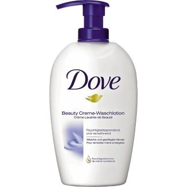 DOVE Cremeseife Beauty Cream Wash 7518460 0,25l