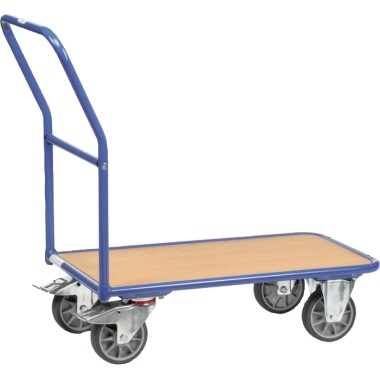 Fetra Transportwagen 2100 400kg Stahl blau