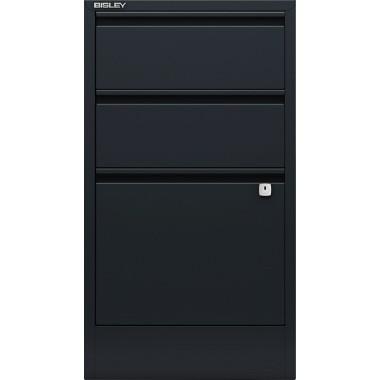 Bisley Hängeregistraturschrank Home Filer HF3634 2US/1HS anthrazit