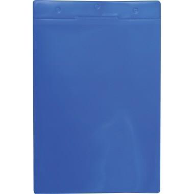 TarifoldPro Kennzeichnungshülle 161001 A4 hoch PVC bl 10 St./Pack.