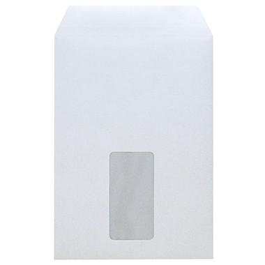 Soennecken Versandtasche 2100 C5 mF sk weiß 25 St./Pack.
