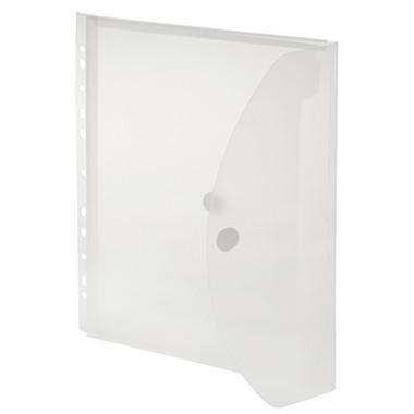 FolderSys Sammelhülle 40109-04 DIN A4 transparent 10 St./Pack.