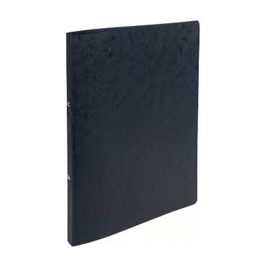 Exacompta Ringbuch DIN A4 ,2 Ringe, 15mm schwarz
