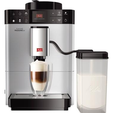 Melitta Kaffeevollautomat Caffeo Passione OT F530/1-101 silber