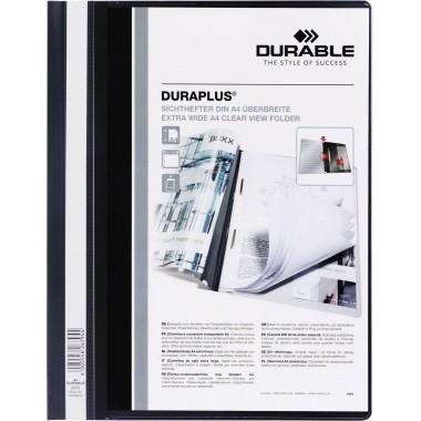 DURABLE Angebotshefter DURAPLUS 2579 DIN A4 schwarz