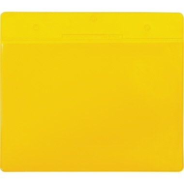 TarifoldPro Kennzeichnungshülle 161244 A5 quer PVC ge 10 St./Pack.
