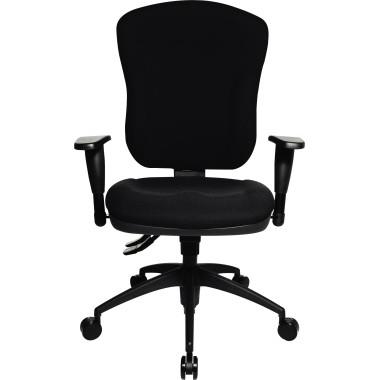Topstar Bürodrehstuhl Wellpoint 30 SY 8060KBC0 schwarz