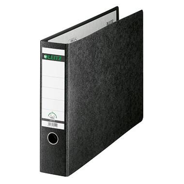 Leitz Ordner 10730000 DIN A3 quer 77mm Pappe schwarz