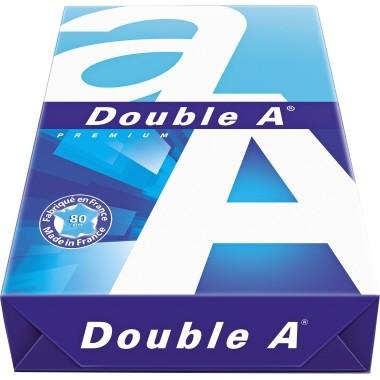 Double A Kopierpapier DIN A3, 80g/m², weiß 500 Blatt im Pack