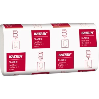 Katrin Papierhandtuch Classic One Stop L2 345152 weiß 2.310Blatt