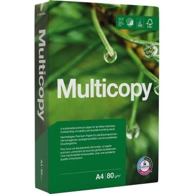 MULTICOPY THE RELIABLE PAPER Kopierpapier 88046505 A4 80g 500Bl.