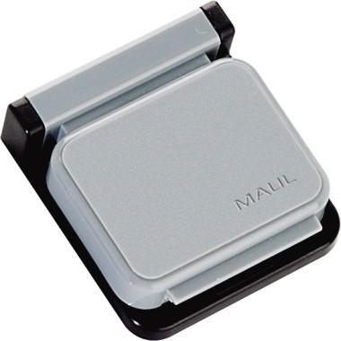 MAUL Planhalter S 6240084 1,2x4cm Kunststoff gr 10 St./Pack.
