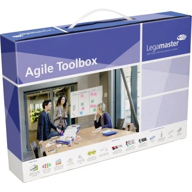 Legamaster Moderationsbox Agile Toolbox 7-125400