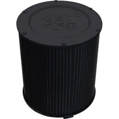 IDEAL Filter 360Grad 7310099 für AP 30 / 40 pro Luftreiniger sw